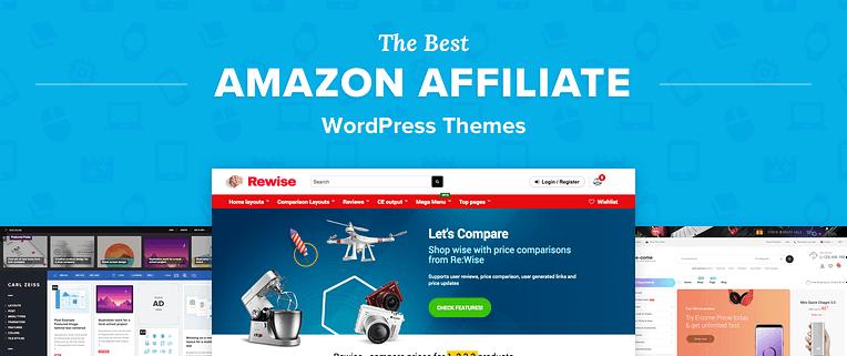 Amazon Affiliate WordPress Themes