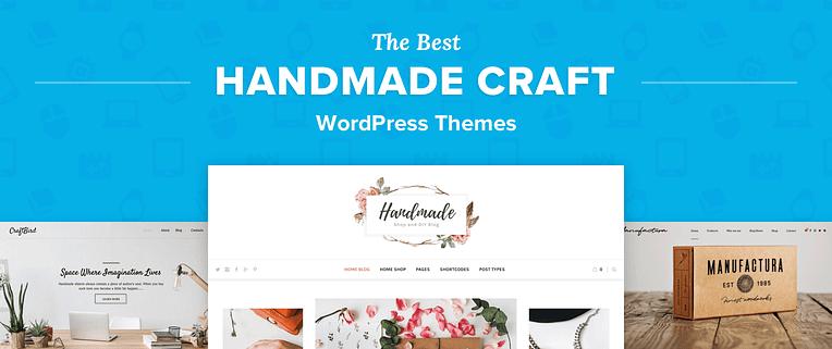 Handmade Craft WordPress Themes