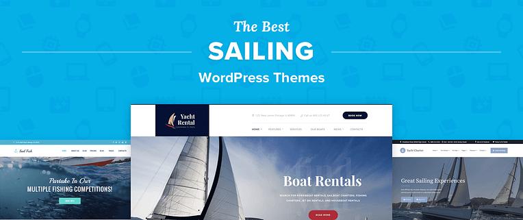 Sailing WordPress Themes