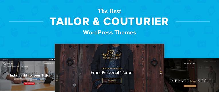 Tailor Wordpress Themes