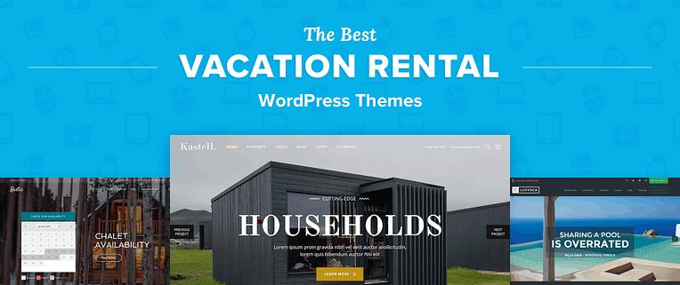 Best Vacation Rental WordPress Themes
