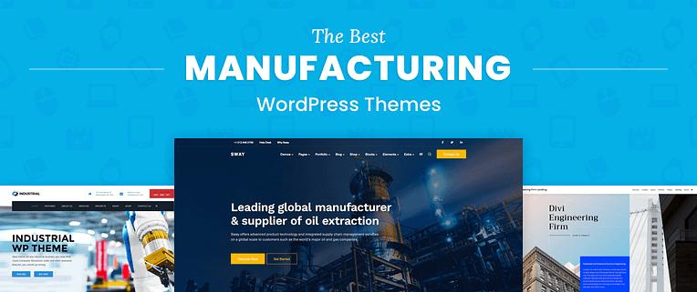 Manufacturing WordPress Themes