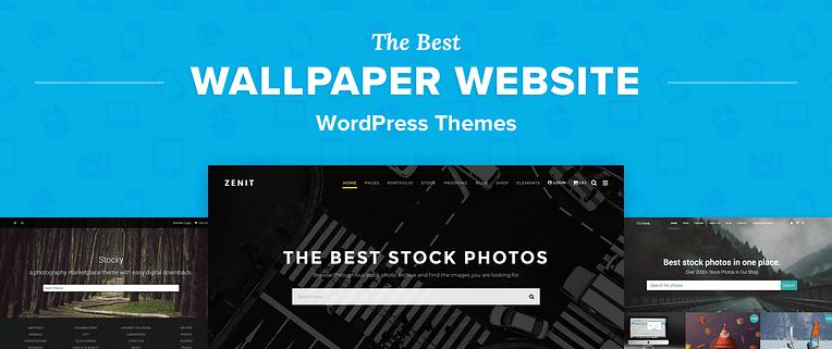 Wallpaper WordPress Themes