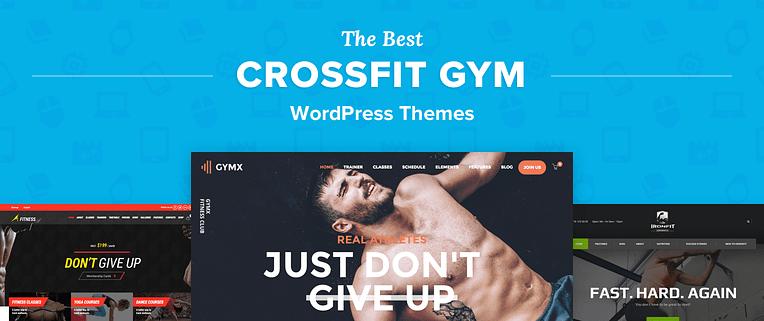 WordPress CrossFit Themes