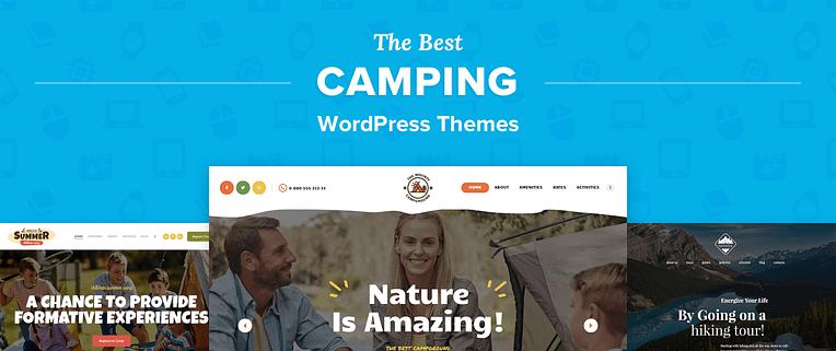 Camping WordPress Themes