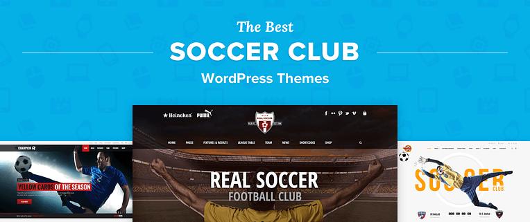 Soccer WordPress Themes