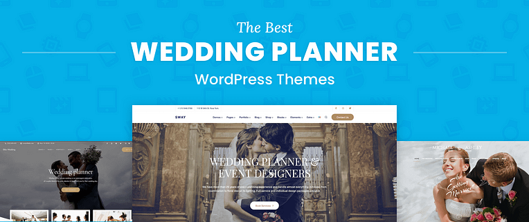 Wedding Planner WordPress Themes