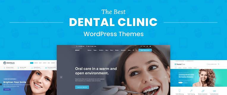 Dentist WordPress Themes