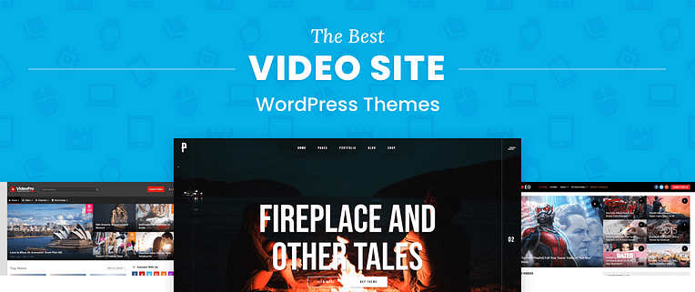 Video WordPress Themes