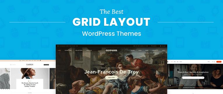 Grid WordPress Themes