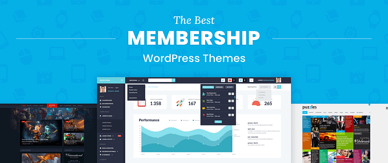 WordPress Membership Themes