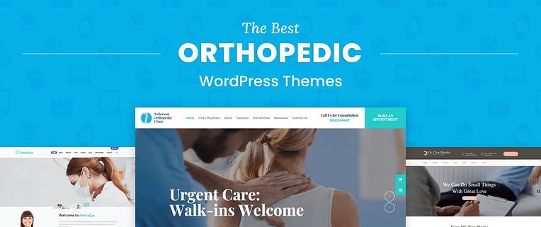 Orthopedic WordPress Themes