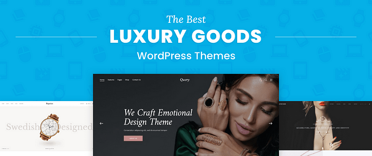 Luxury WordPress Themes