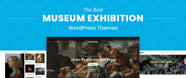 Museum WordPress Themes
