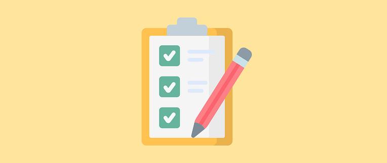Add Blog Post Checklist to WordPress
