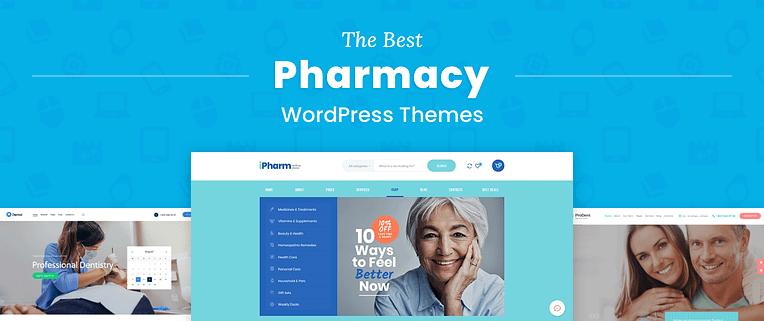 The Best Pharmacy WordPress Themes