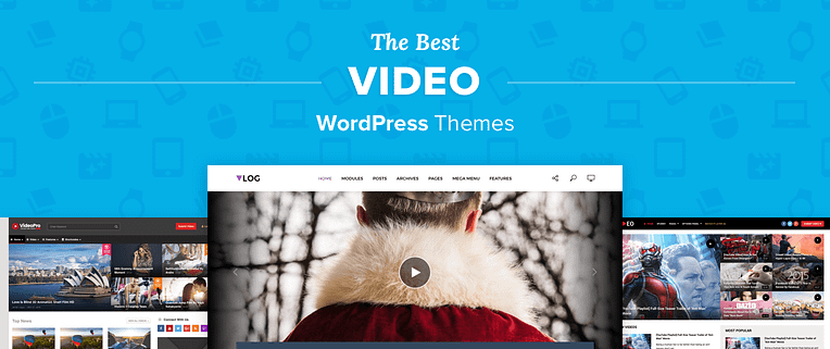Wordpress Themes For Video