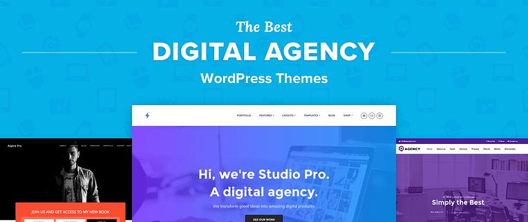 Digital Agency Themes
