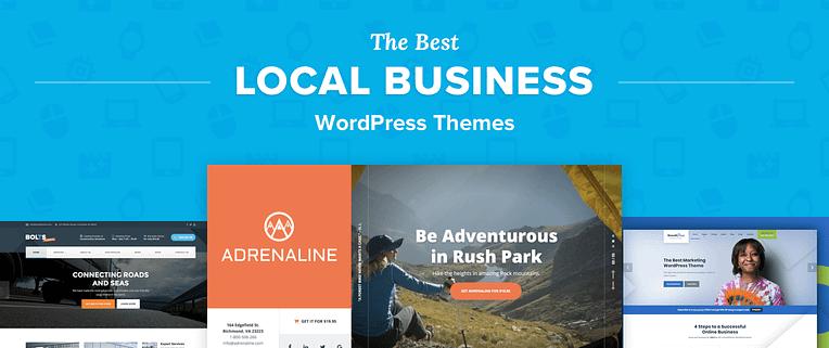Local Business Wordpress Themes