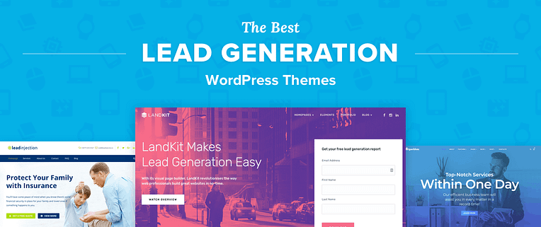Best Lead Generation WordPress Themes