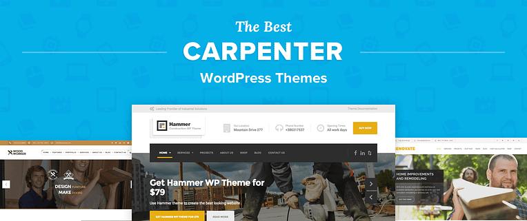 Carpenter WordPress Themes