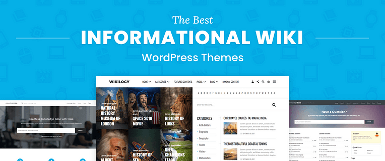 WordPress Wiki Themes