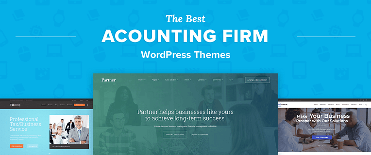 Accountant WordPress Themes