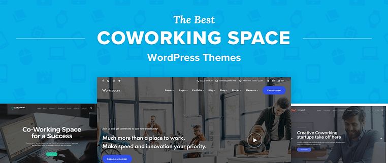 Best Coworking WordPress Themes