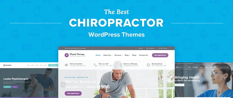 Chiropractor WordPress Themes