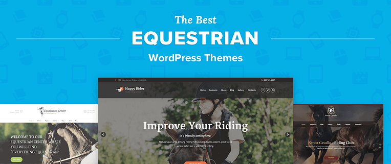 Equestrian WordPress Themes