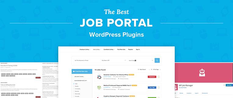 Job Portal WordPress Plugins