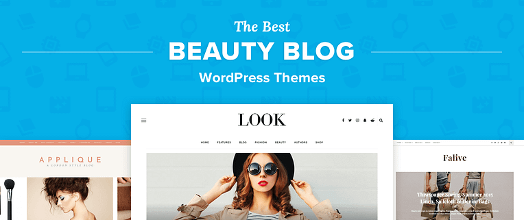 Beauty Blog Wordpress Themes