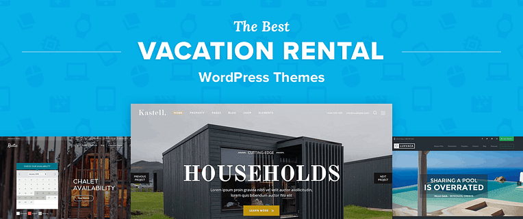 Best Vacation Rental WordPress Themes
