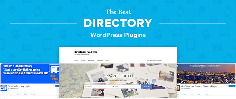 Directory WordPress Plugins