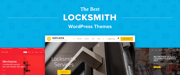 Locksmith WordPress Themes