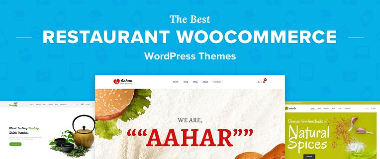 Restaurant WooCommerce WordPress Themes