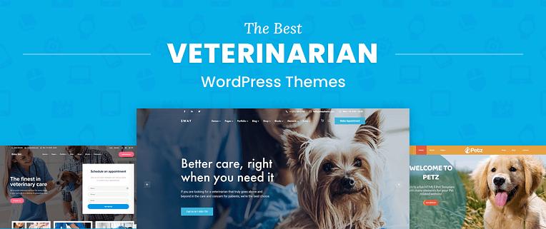 Veterinarian WordPress Themes