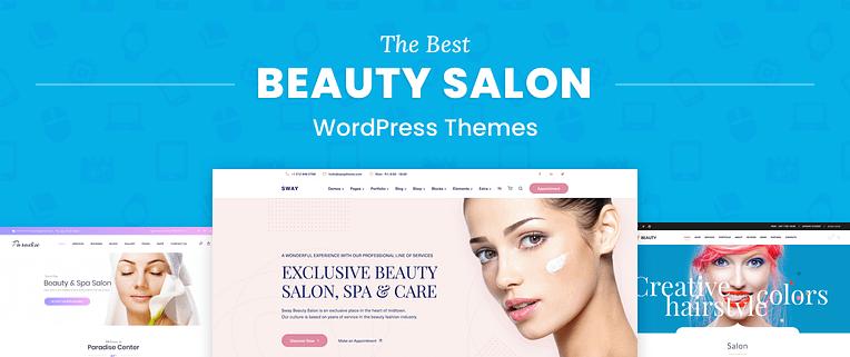 Beauty Salon WordPress Themes