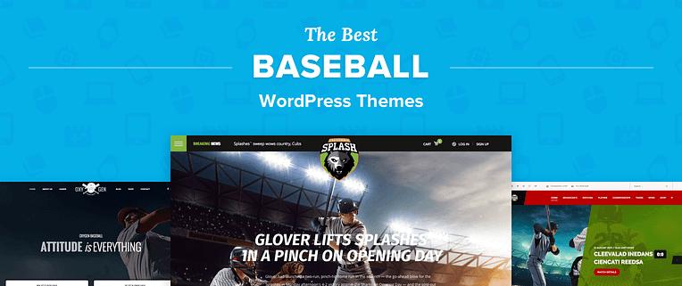Baseball WordPress Themes