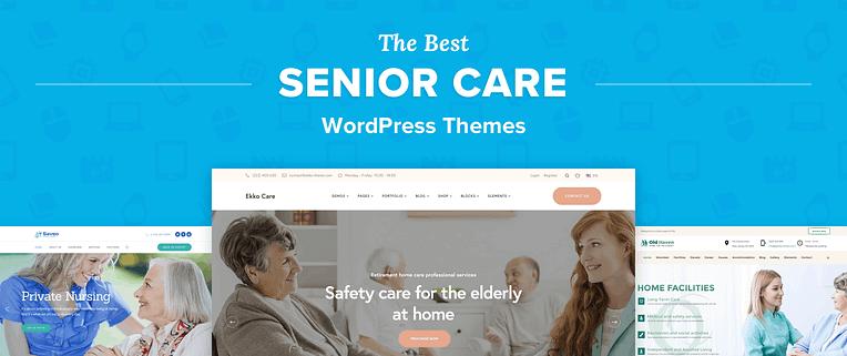 Senior Care WordPress Theme