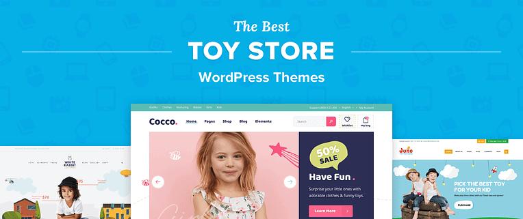 Toy Store Wordpress Themes
