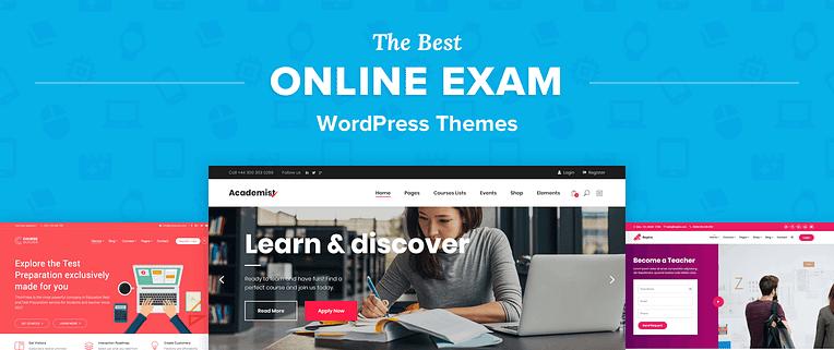Online Exam Wordpress Themes
