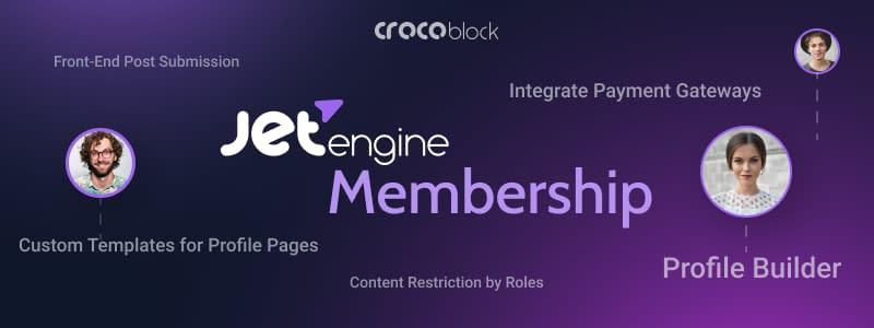 JetEngine Membership
