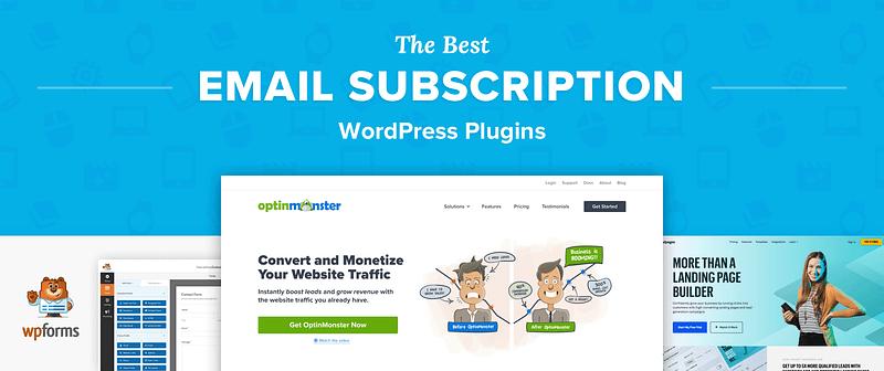 WordPress Email Subscription Plugins
