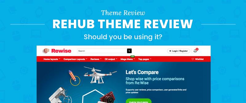 Rehub Theme Review