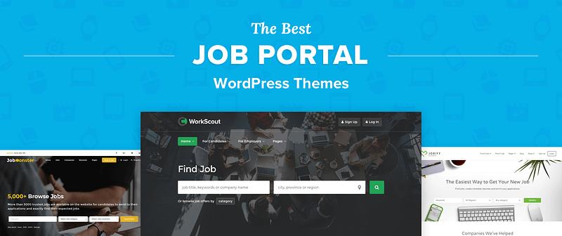 Job Portal WordPress Themes