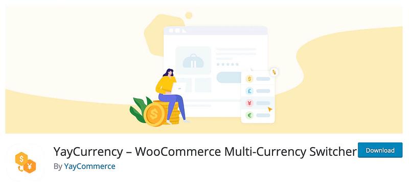YayCurrency WordPress Plugin