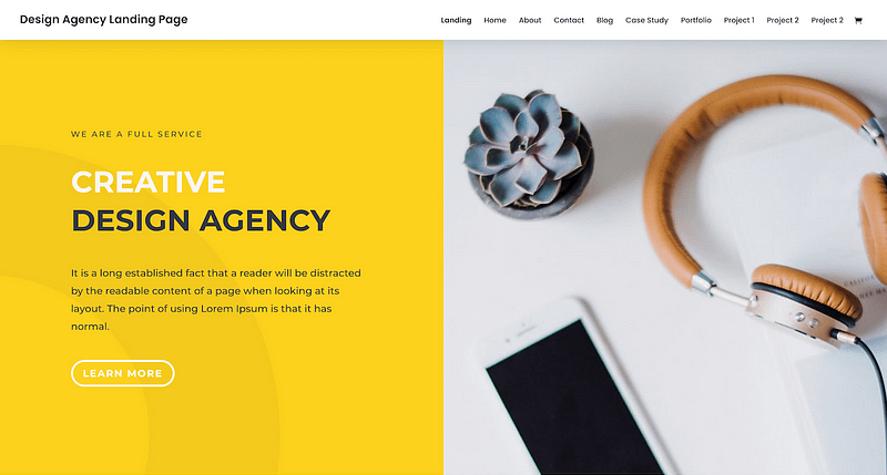 Divi Digital Agency