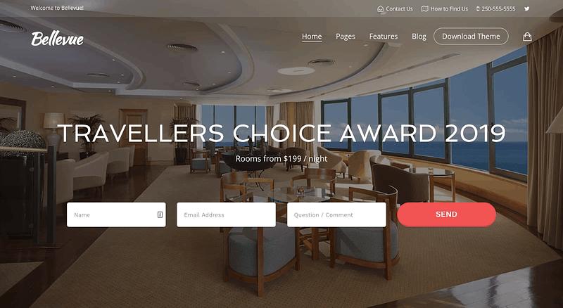 Bellevue Hotel Theme