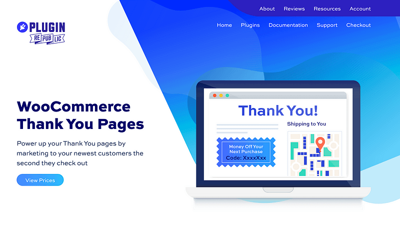 WooCommerce Thank You Pages